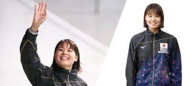 ㊗競泳・池本凪沙さん(12期池本京将のお姉ちゃん)オリンピック日本代表決定!