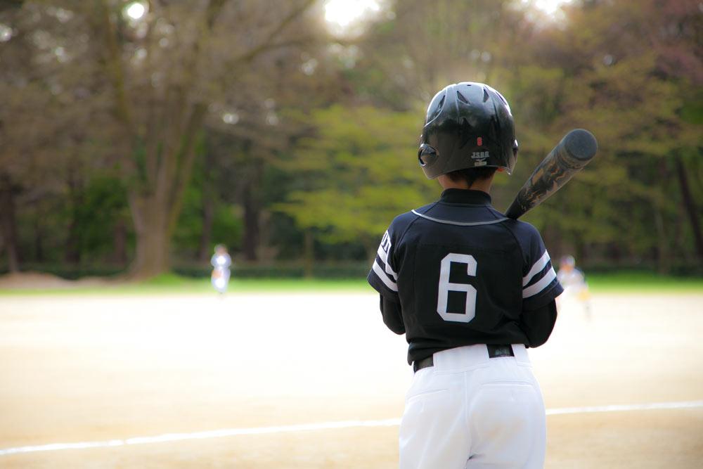 京都 少年野球チーム TKドラゴンズ 幻想イメージ画像