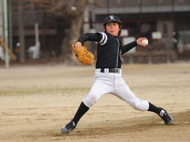 新エース青山空4回8奪三振パーフェクト!