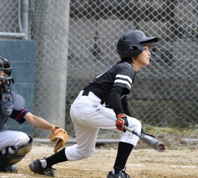 青山空、3打席連続3塁打!・大島、3回8奪三振!