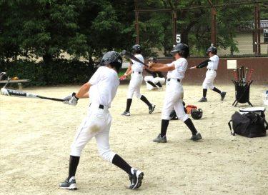 自らの意志で野球をする子ども達