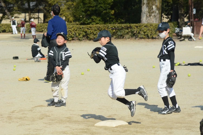 楽しむ野球