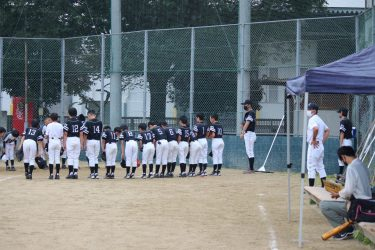 6月27日 3A練習試合 対京都ルーキーズ